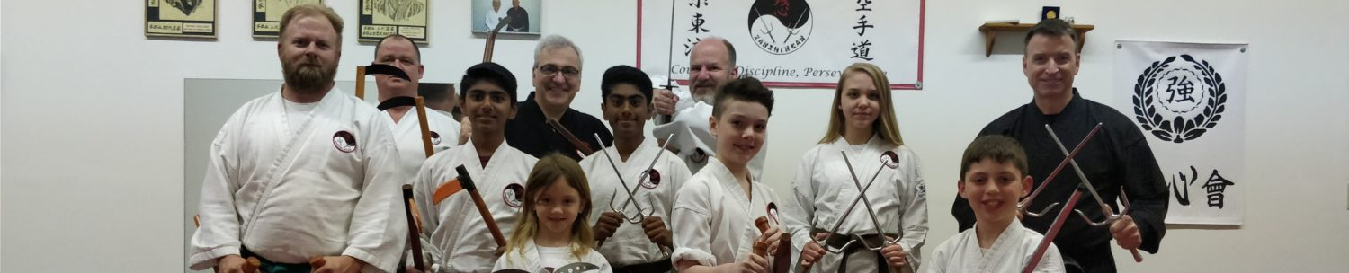 Zanshinkan Karate LLC