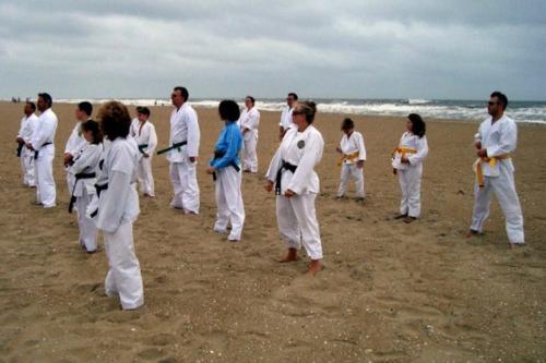 2008 Beach Workout